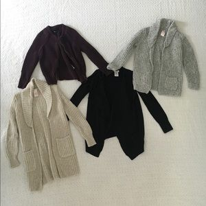Other - girl cardi bundle
